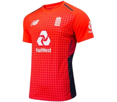 England Cricket England Cricket T20 2019 Playing Shirt