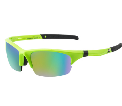 Dirty Dog Dirty Dog Sport Ecco Sunglasses Fluro Green