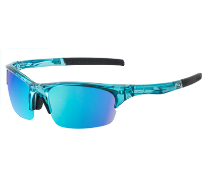 Dirty Dog Dirty Dog Sport Ecco Sunglasses Crystal Blue