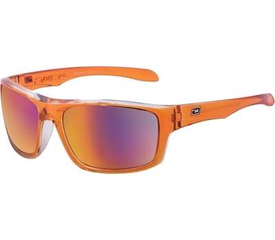 Dirty Dog Dirty Dog Lifestyle Axle Sunglasses Crystal Orange