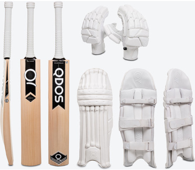 Qdos Cricket Qdos Optimum Limited Edition Package Deal